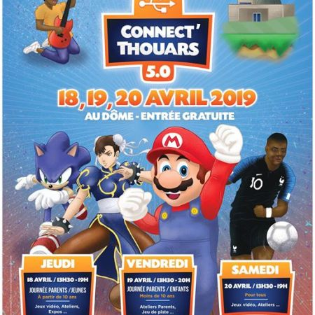 flyer Connect'Thouars 5.0